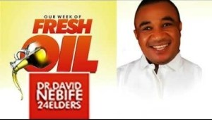 Dr. David Nebife - Fresh Oil